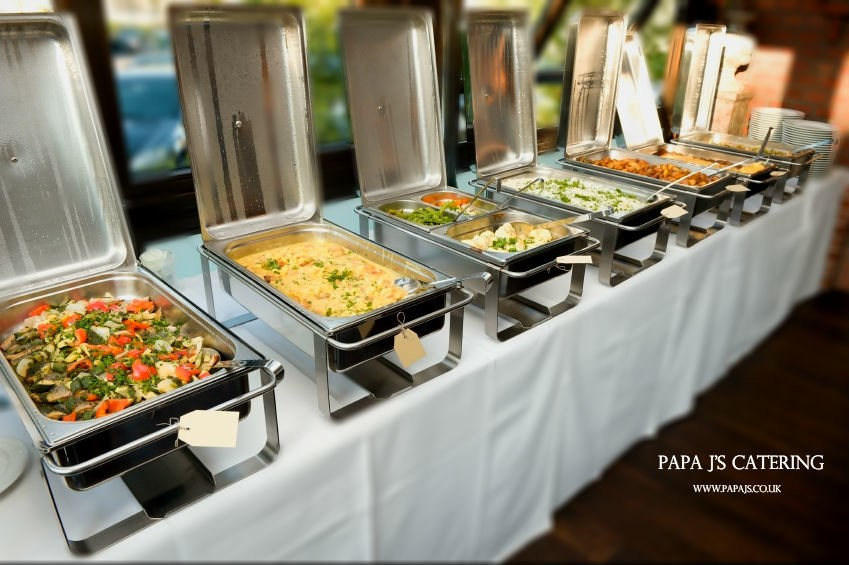Papa Js Catering